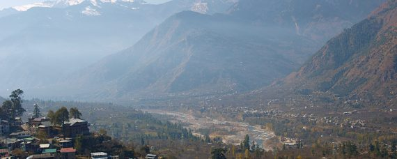 Kullu - Location - Andespedia - Encyclopedia of Himachal