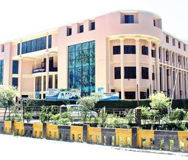 Cambridge International School Mohal